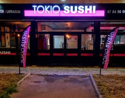 Le restaurant -Tokio Sushi - Restaurant Frejus