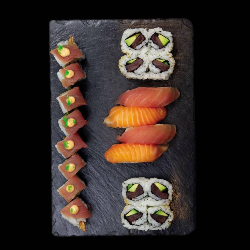 Formules et plateaux -Tokio Sushi - Restaurant Frejus